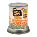 Argh, Matey! Lampshade Scentsy Warmer