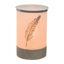 Quill Lampshade Scentsy Warmer