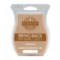 Gingersnap Scentsy Bar