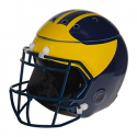 University of Michigan Football Helment Scentsy Warmer