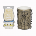 Scentsy System - $40 Warmer (Silhoutte)