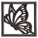 Monarch Scentsy Gallery Frame - Dark Brown 35