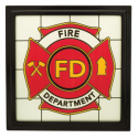 Firefighter Scentsy Gallery Frame