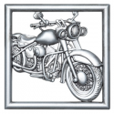 Bike Scentsy Gallery Frame