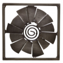 Pewter Pinwheel Scentsy Gallery Frame