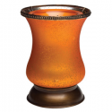 Gold Tulip Lampshade Scentsy Warmer