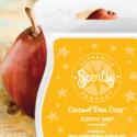 Caramel Pear Crisp Scentsy Bar