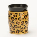 Cheetah Scentsy Warmer