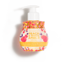 Peach & White Amber Scentsy Hand Soap
