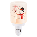 Holiday Snowman Mini Warmer