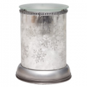 Silver Frost Scentsy Lampshade Warmer