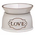 Love Element Scentsy Warmer