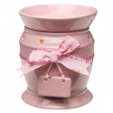 Pink-a-Boo Mid-Size Scentsy Warmer
