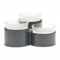 Accord Scentsy Warmer Gray