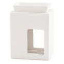 Contempo White Warmer