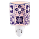 Indigo Tile Mini Warmer