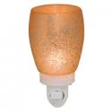 Cream Glass Scentsy Nightlight Warmer