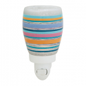 Ribbons Sunset Scentsy Nightlight Warmer