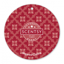 Sugared Cherry Scent Circle