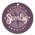 Leather Scentsy Scent Circle