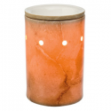 Travertine Core Silhouette Scentsy Warmer (with $12 Wrap)