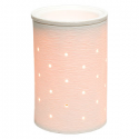 Etched Core Silhouette Scentsy Warmer (with $12 Wrap)