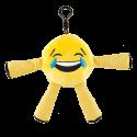 Bahahaha Emoji Buddy Clip