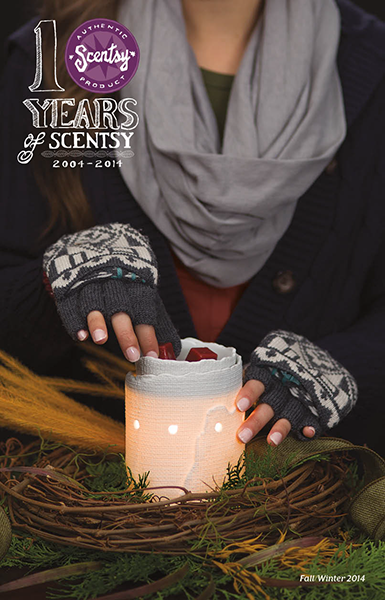 Scentsy Catalog Fall Winter 2014 US - (PDF)