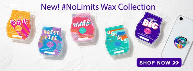 #NoLimits Wax Collection