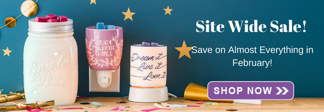 Scentsy Site Wide Sale