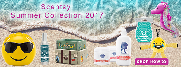 Scentsy-Summer-Collection