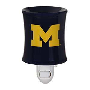 University of Michigan Scentsy Mini Warmer