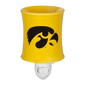 University of Iowa Hawkeyes Scentsy Mini Warmer