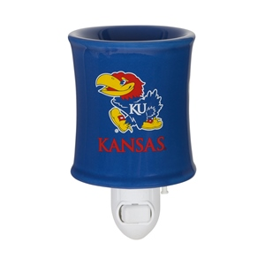 University of Kansas Scentsy Mini Warmer