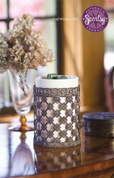 Scentsy Warmers Fall Winter 2014