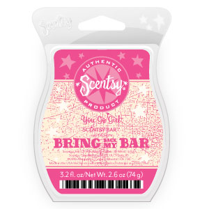 You Go Girl Scentsy Bar