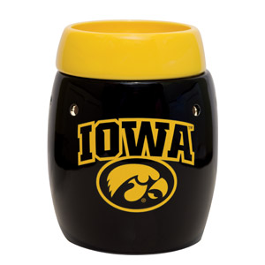 Iowa Hawkeyes Scentsy Warmer