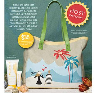 Scentsy June Host Exclusive