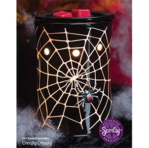 Spider Web Scentsy Warmer