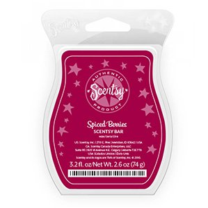 Spiced Berries Scentsy Bar