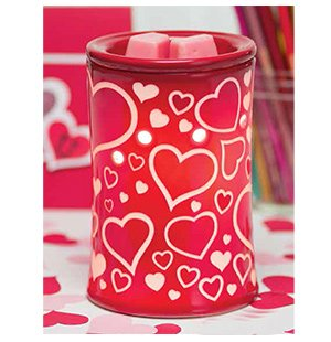 January 2014 Scentsy Warmer of the Month