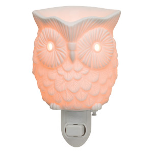 Whoot Scentsy Nightlight Warmer