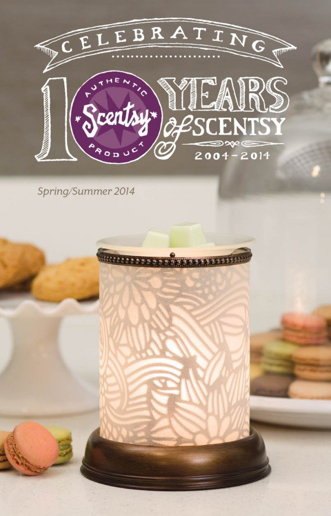 Scentsy Spring Summer 2014 Catalog Coming Soon!