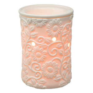 Flower Vine Scentsy Warmer