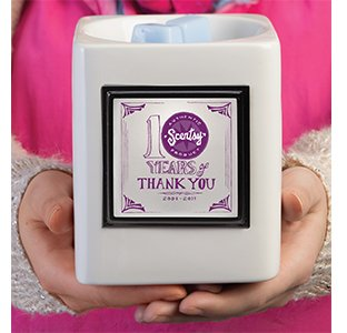 March 2014 Scentsy Warmer of the Month
