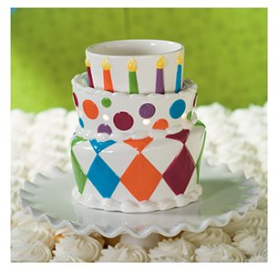 Birthday Cake Scentsy Warmer