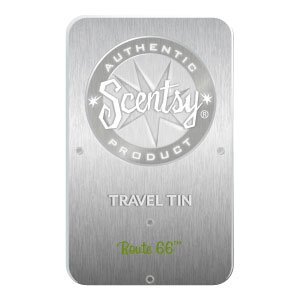Route 66 Scentsy Travel Tin