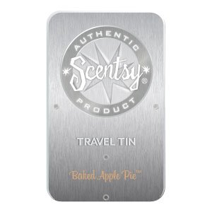 Baked Apple Pie Scentsy Travel Tin
