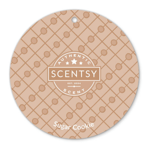Sugar Cookie Scentsy Scent Circle