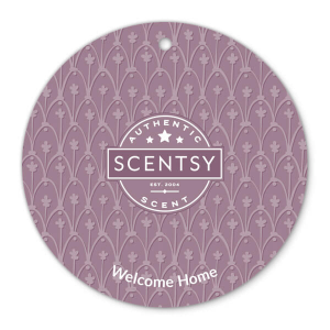 Welcome Home Scentsy Scent Circle